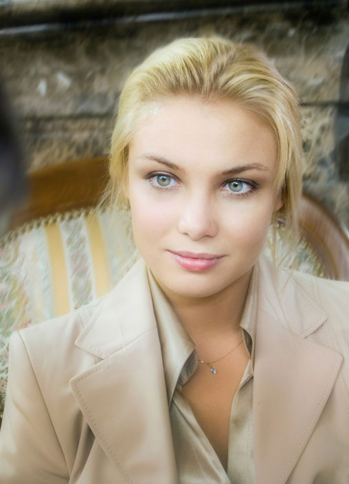 Самые красивые женщины народов России