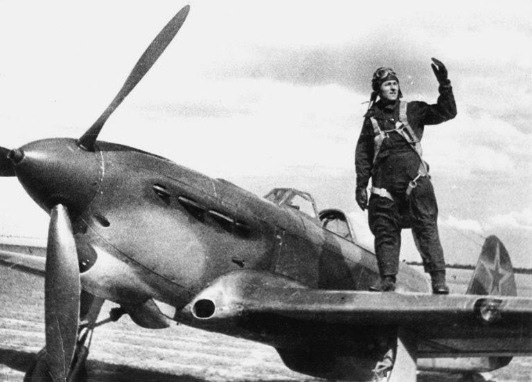 Иван Калабушкин: как летчик-истребитель сбил пять самолетов в первый день войны