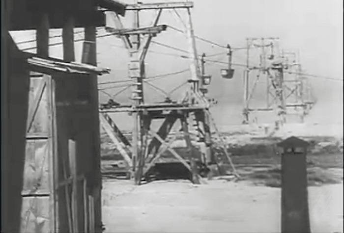 Как фашисты строили мост через Керченский пролив Строили, крымский, мост, факты, фашисты