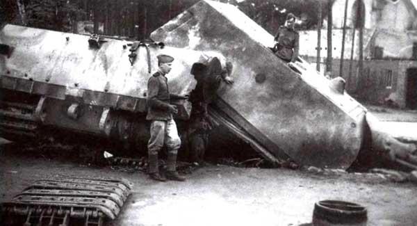 Тяжелый танк quotМаусquot почему супероружие Гитлера так и не