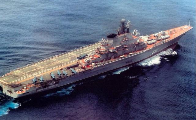 История авианосцев России