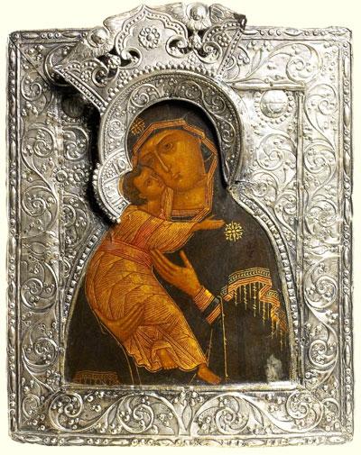 6 июля – Владимирская икона Божией Матери.