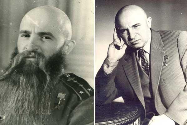 Записки советского офицера, или бородатый воин