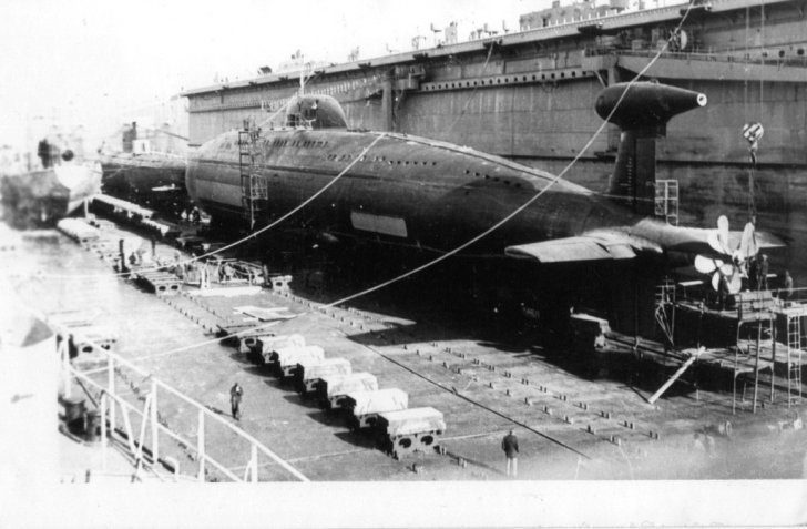 Как советская подлодка увезла у американцев из-под носа сверхсекретное оборудование