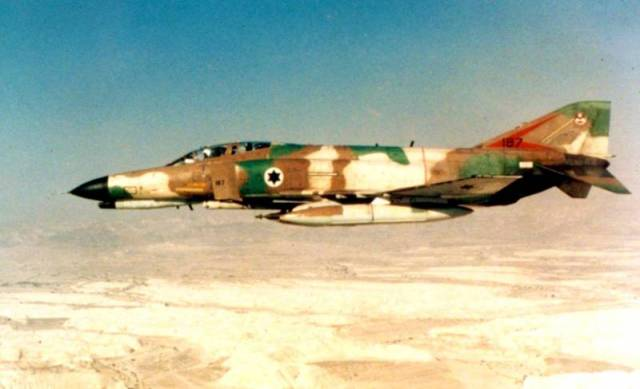 Страх в крови: Как советские ПВО били израильских «асов»