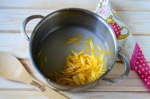 Варенье из имбиря и апельсинов - фото шаг 4