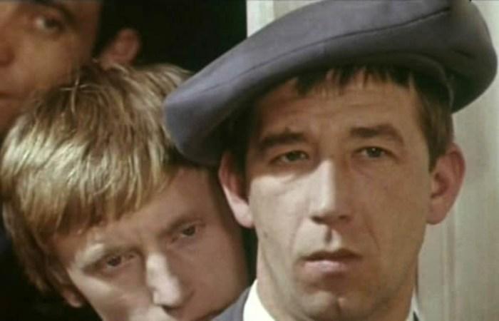 Борислав Брондуков из фильма *Варькина земля*, 1969