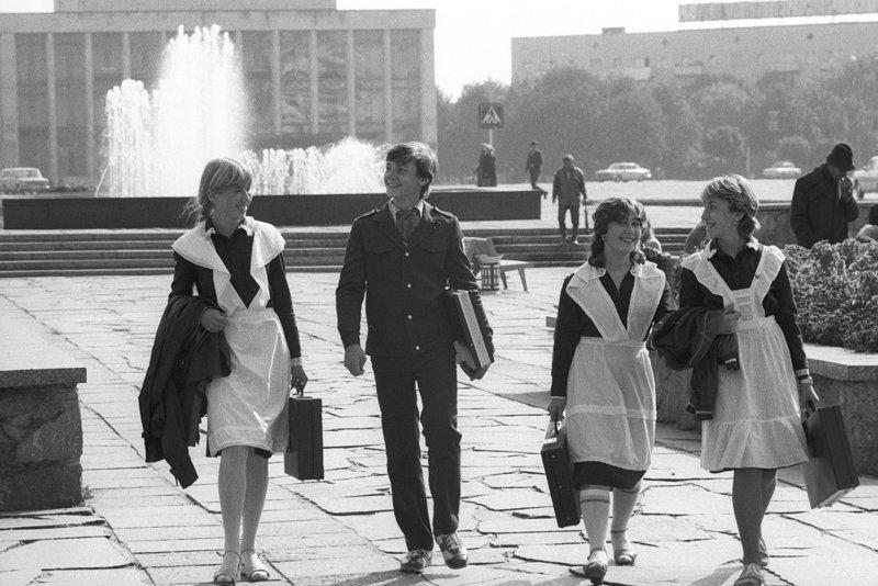СССР воспитывал настоящих людей, а не потребителей СССР, история, факты