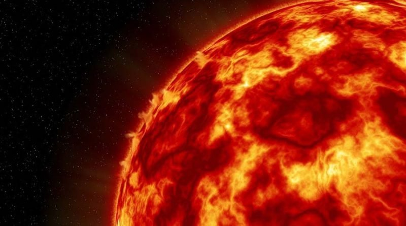 Что произойдет когда «умрёт» Солнце интересно, познавательно, солнце, ученные, факты