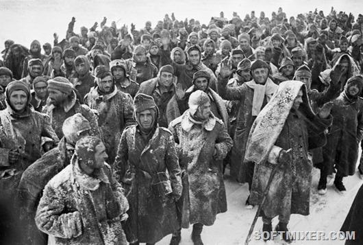 Ад Сталинграда: Взгляд из немецкого окопа