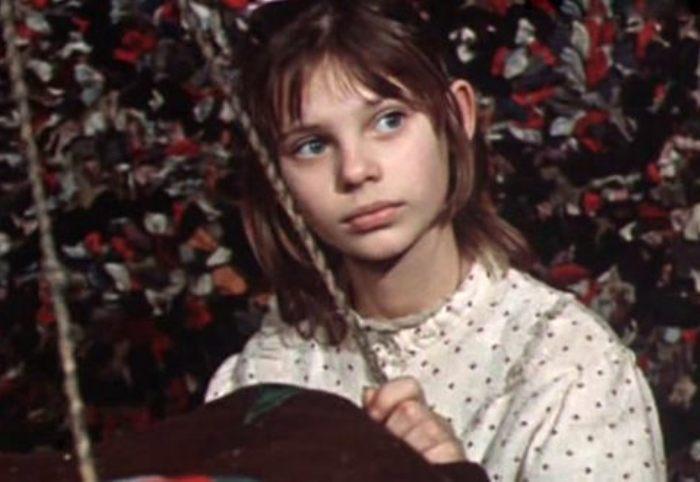 Ольга Машная в фильме *Первые радости*, 1977 | Фото: kino-teatr.ru