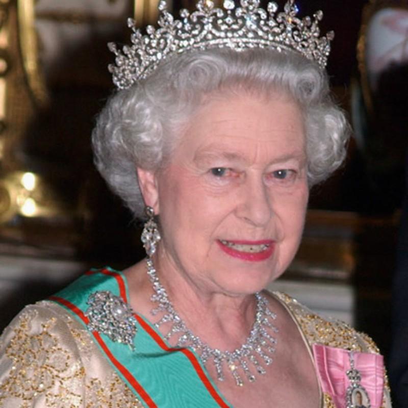Смерть королевы Англии Елизаветы II