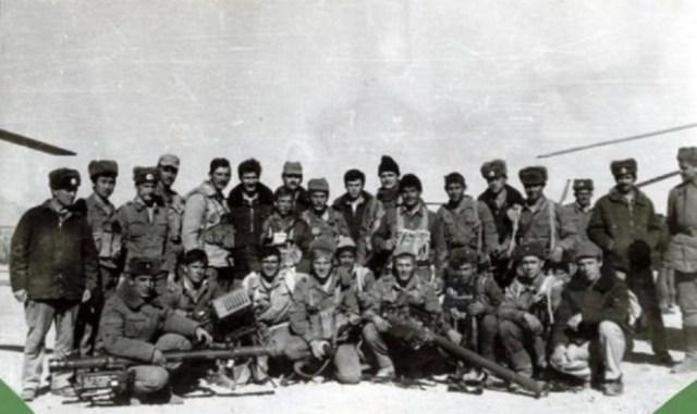 Мусульманские батальоны ГРУ СССР