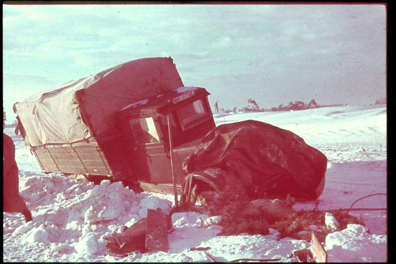 Что значит зима в России (17 фото)