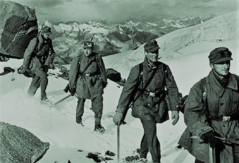 Битва за Кавказ. вов, день в истории, кавказ, чтобы помнили, эльбрус