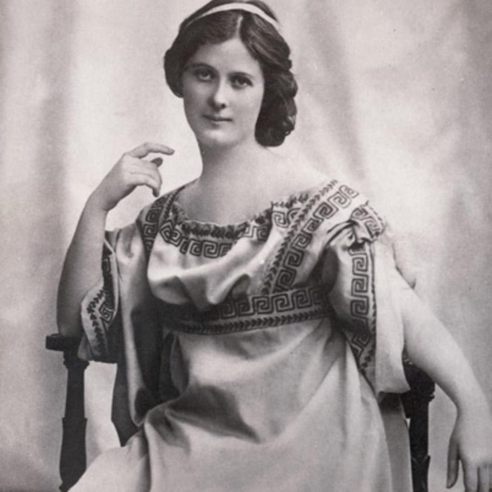 Айседора Дункан (1877 - 1927)
