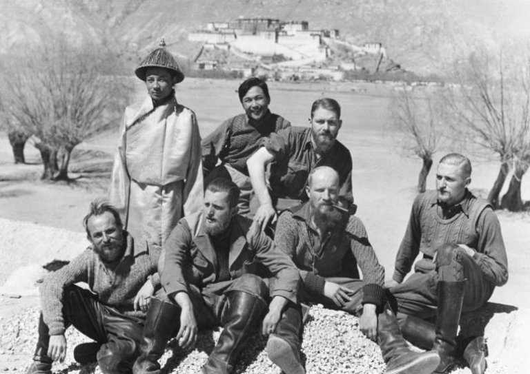 Аненербе: самая секретная организация Гитлера