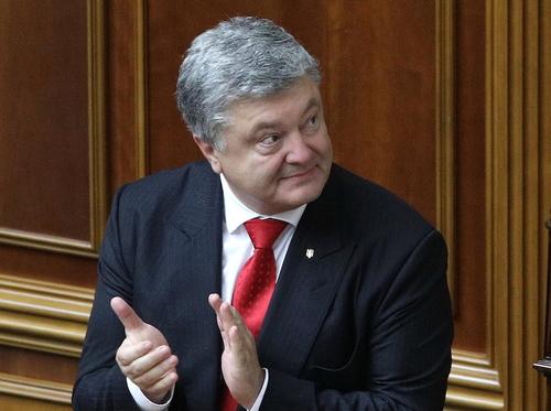 """Петр Порошенко заявил, что Украина """"переиграла Россию"""""""