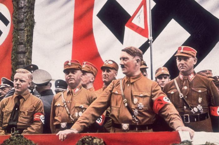 Адольф Гитлер не умер