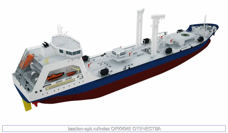 Корабли близкого будущего. Черноморский флот в 2019 году