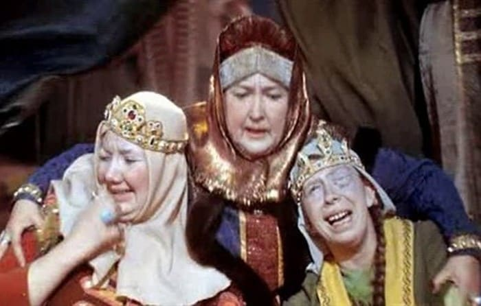 Кадр из фильма *Сказка о царе Салтане*, 1966 | Фото: zobxan.narod.ru