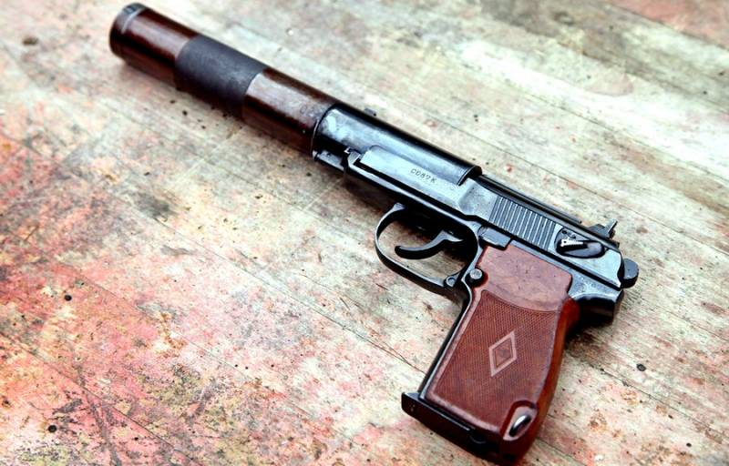 Пистолет АПБ: мечта любого спецназовца
