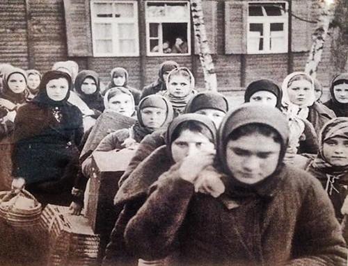 А.Л.Ж.И.Р. Лагерь для жен «изменников родины» история, репрессии, факты