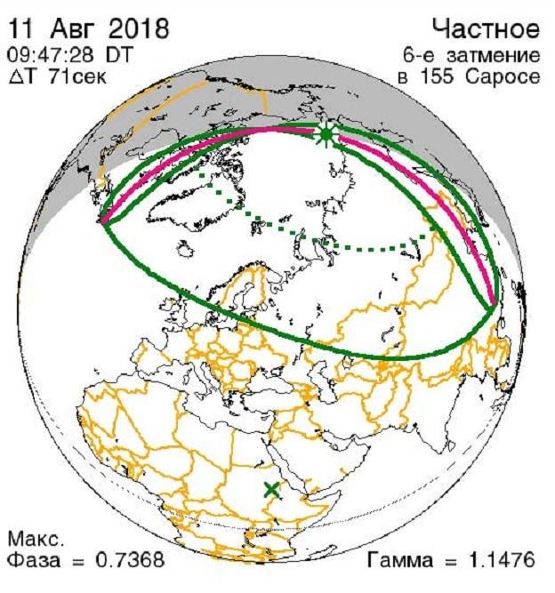 Общий астрологический прогноз для всех знаков Зодиака на август 2018 год.