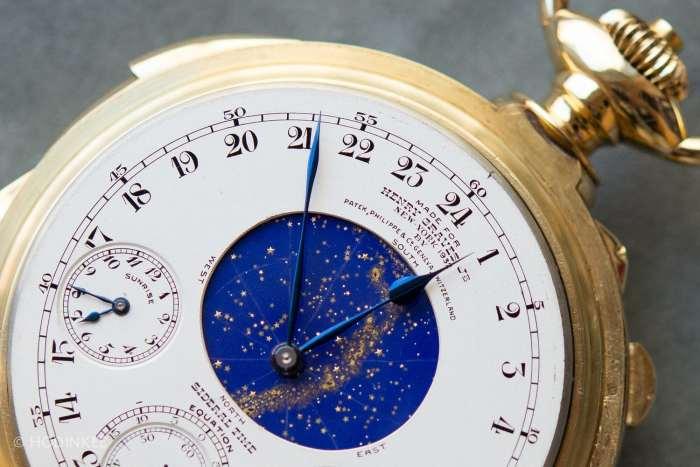 Многофункциональные часы Грейвса. | Фото: hodinkee.com.