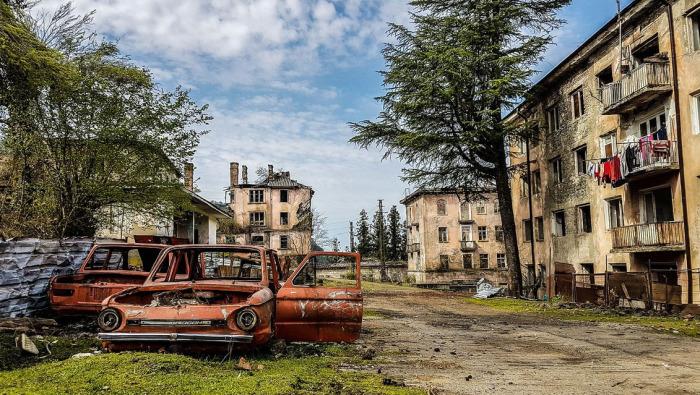 Акармара - Кавказская Припять. Как райский поселок за год превратился в город-призрак, что произошло?