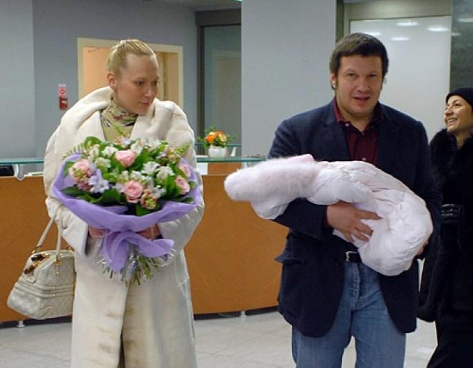 Жена Владимира Соловьева. «Какая необычная у неё внешность!» (фото)