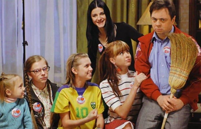 Актеры сериала «Папины дочки»: посмотрите как изменились они со временем. Что с ними сейчас?