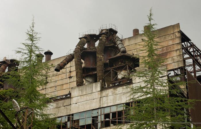 Когда-то в этих краях даже работала гидроэлектростанция. /Фото:Юрий Попков, yuryvp.com