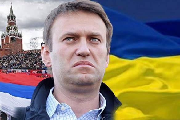 Навальный начал искать поддержку на Украине