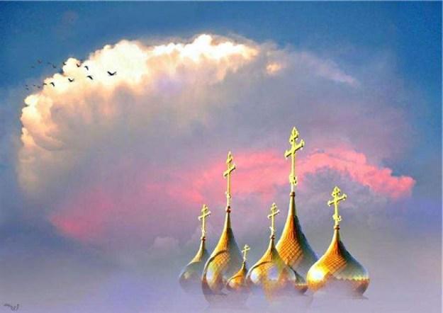 20 июня День Святого Духа (Духов день).
