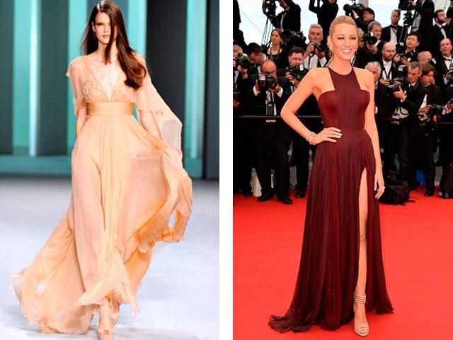 Длинные платья 2016