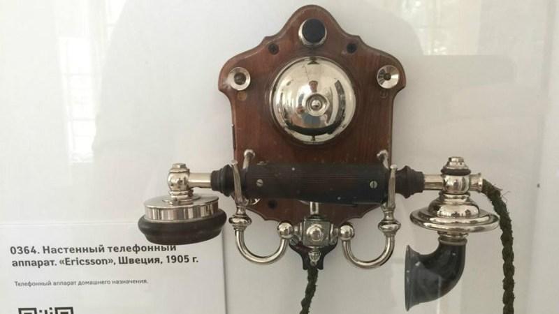 Фотографии Музея Истории Телефона в Москве от Матвея Алексеева история, музеи, телефоны