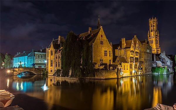 Брюгге. Самые красивые города мира, в которых хотелось бы побывать