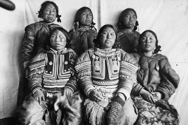 Эскимосы: самые шокирующие факты