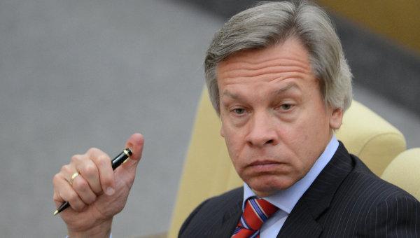 Пушков: Порошенко не расследовал теракт в Одессе, но ...