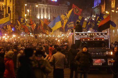 """Миф о """"советской оккупации"""" взорвёт Украину"""