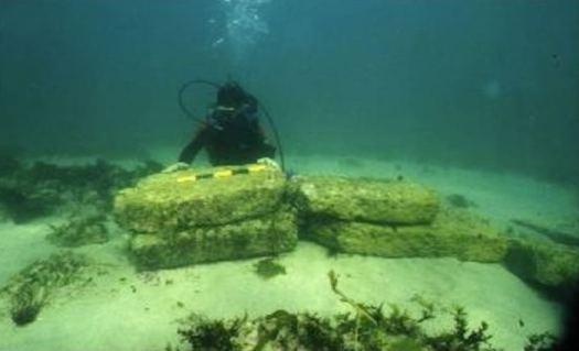 Подводные археологи нашли *индийскую Атлантиду*