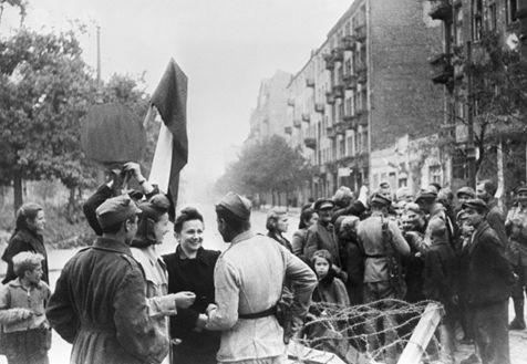 Освобождение Польши: о чём не хотят помнить люди без совести война, история, факты