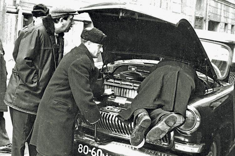 Юрий Никулин и его автомобили Юрий Никулин, авто, никулин