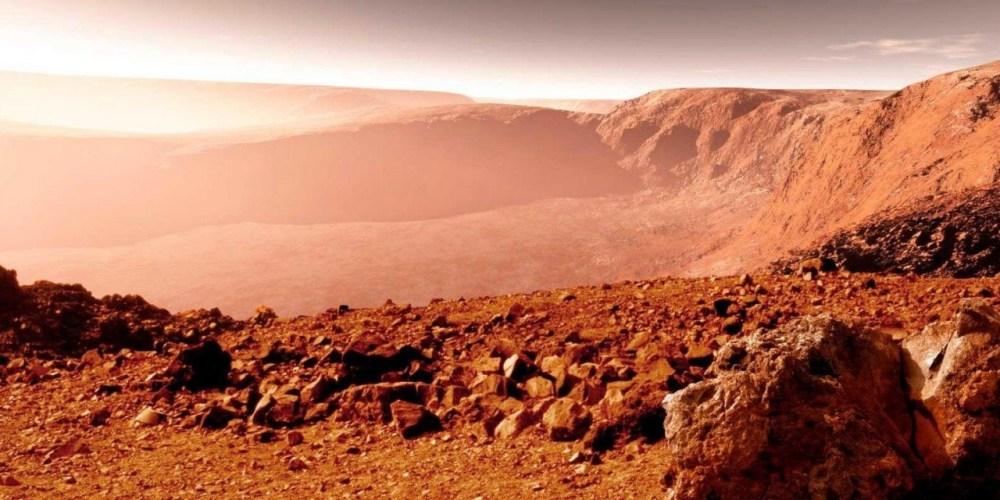 Зонды NASA уничтожили следы жизни на Марсе