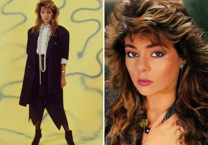 Одна из самых популярных певиц Европы 1980-х гг. | Фото: 24smi.org