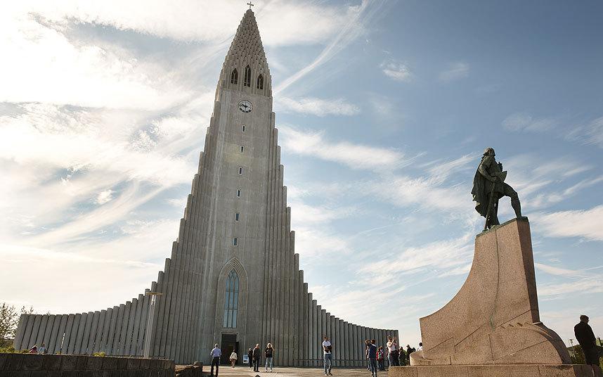 Хатльгримскиркья, Исландия. Самые красивые церкви мира. Невероятная архитектура (фото)