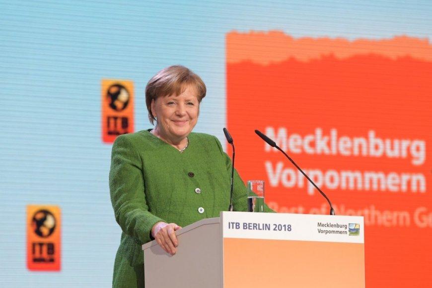 Меркель осадила Трампа в ответ на слова о зависимости Германии от России