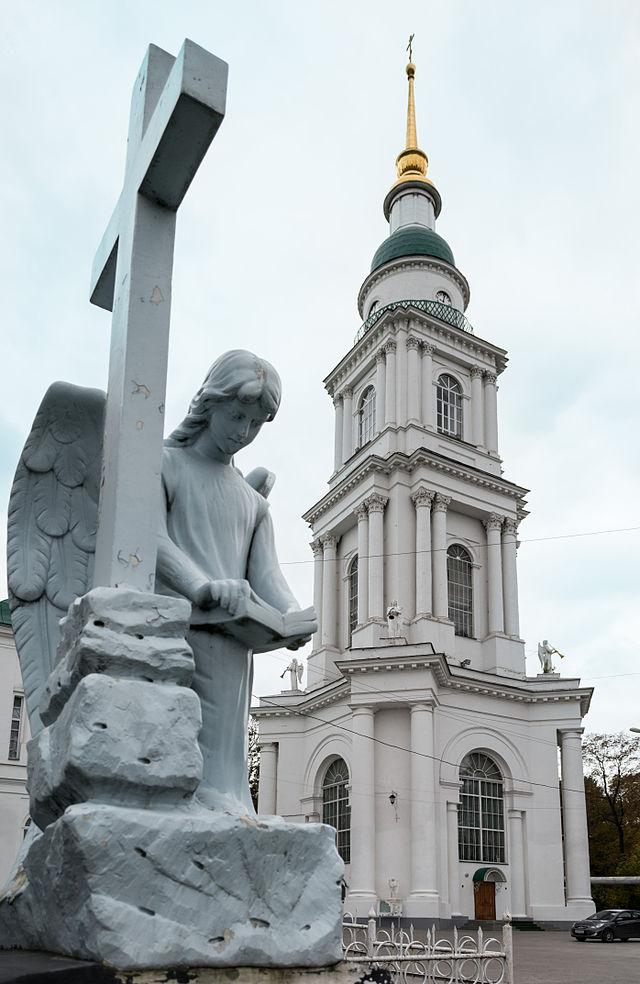 Красота, которая окрыляет: самые высокие православные колокольни