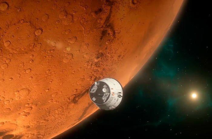 Эта миссия - попытка основать колонию на Марсе, которая однажды сможет спасти человеческий вид от исчезновения nasa, Марс Космос, астронавтка, космос, марс, миссия, сша, центр подготовки космонавтов